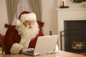 Santa-is-on-Twitter