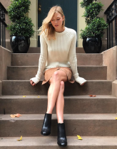 karlie kloss fashion model